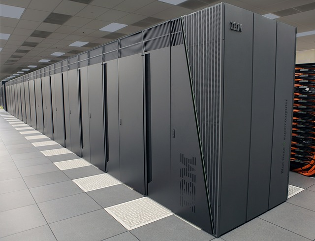 IBM's super mainframe computer