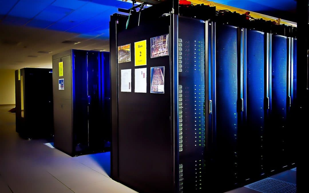 commercial super mainframe computer