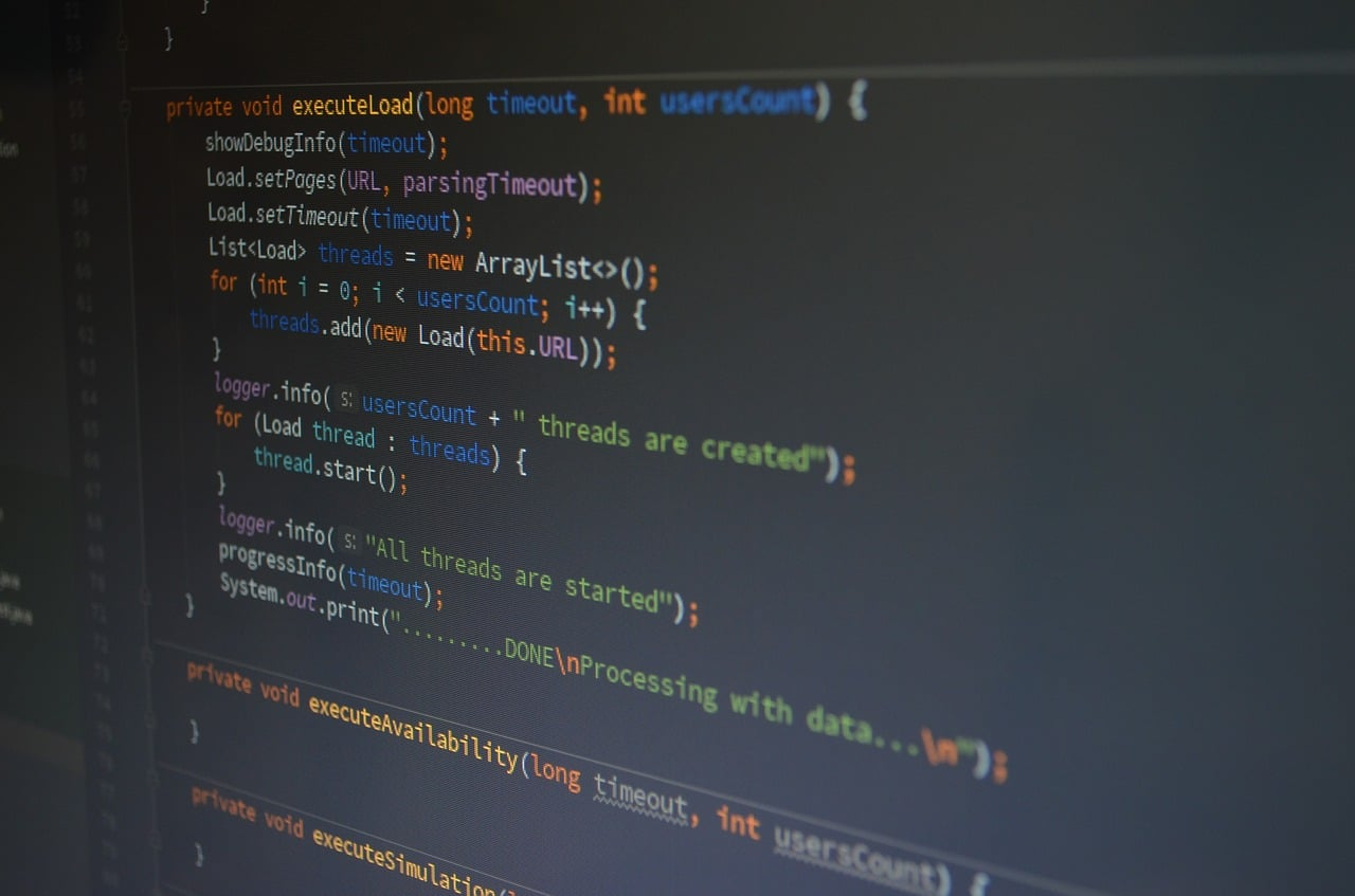 programming codes about enhanced for loop java showed in the screen